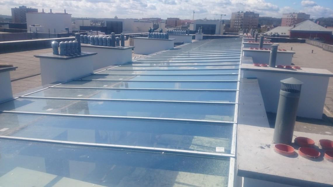 Dach szklany aluokna.pl