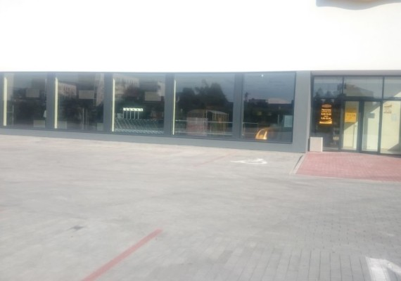 Fasada SR 50 Gdańsk Limbowa